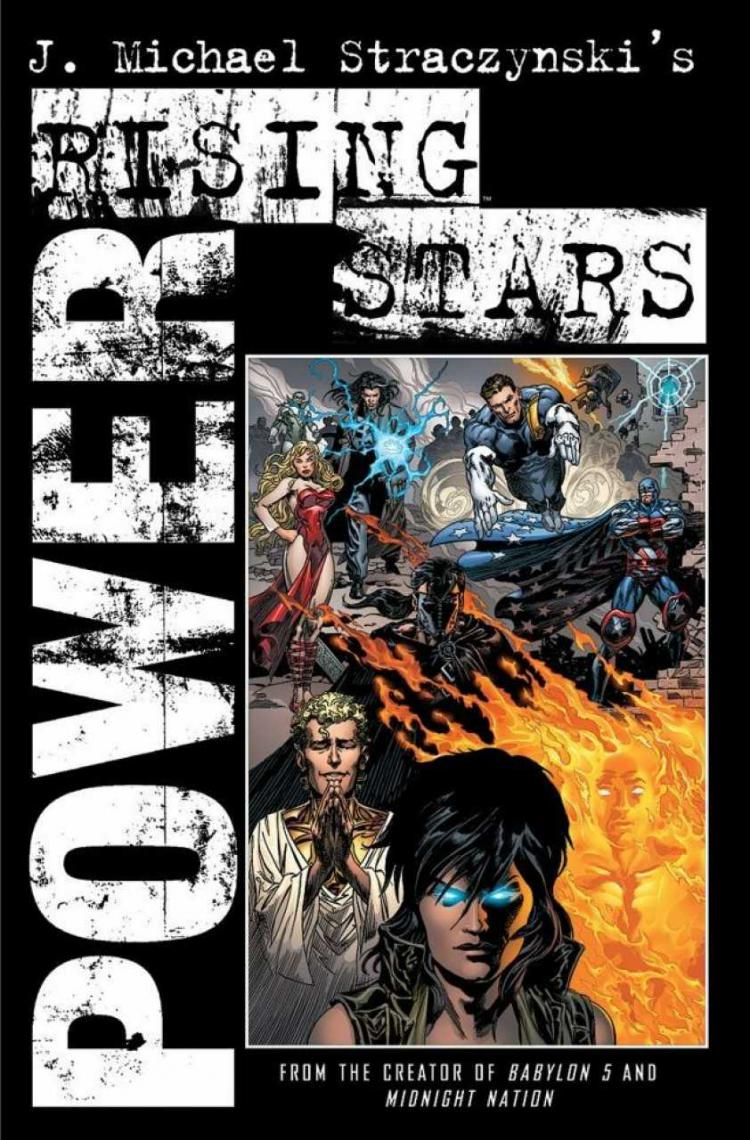 Rising Stars Vol.2 Power TPB