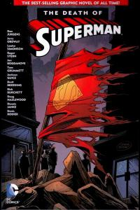 The Death of Superman TPB