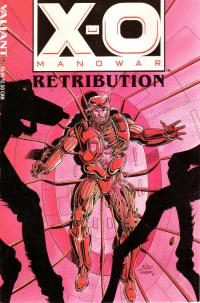 X-O Manowar: Retribution TPB
