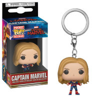 Funko Pop! Keychain - Captain Marvel