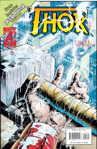 Thor #491 (1962-1996 Series Journey Into Mystery)