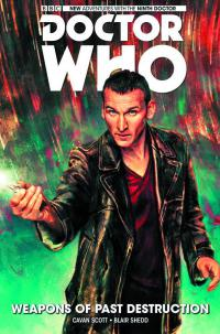 Doctor Who: Weapons of Past Destruction HC