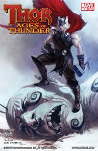 Thor Ages Of Thunder #1
