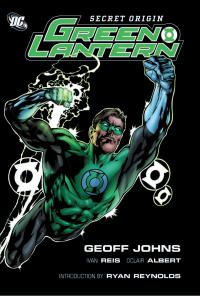 Green Lantern: Secret Origin HC