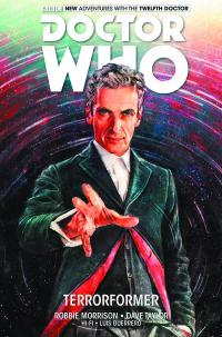 Doctor Who: Terraformer HC