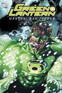 Green Lantern Vol. 3: Wanted - Hal Jordan HC