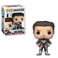 Funko POP! Marvel: Tony Stark in Team Suit