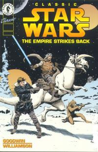 Star Wars Claasic The Empire Strikes Back TPB
