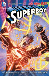 Superboy Vol. 3: Lost TPB (The New 52)