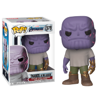 Funko POP! Marvel: Thanos in the Garden