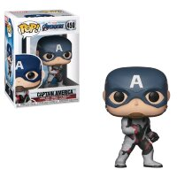Funko POP! Marvel: Captain America in Team Suit
