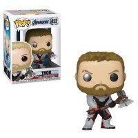 Funko POP! Marvel: Thor in Team Suit