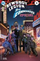 Newsboy Legion and the Boy Commandos Special #1