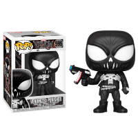 Funko POP! Marvel: Venomized Punisher