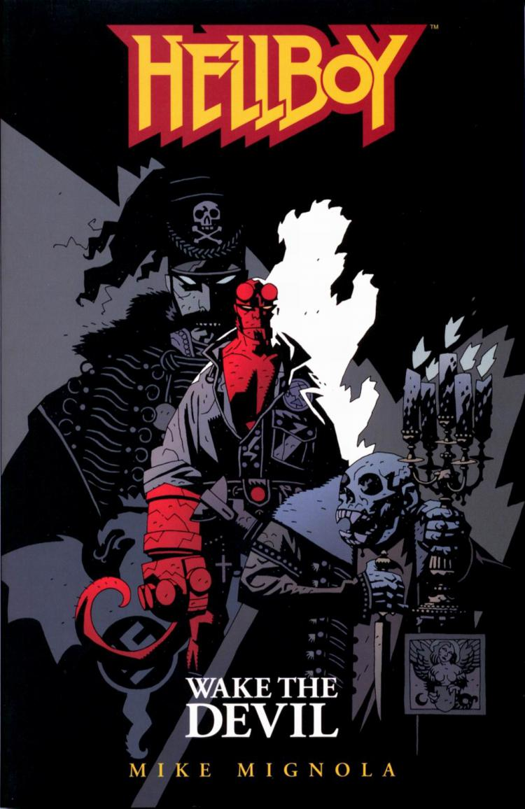 Hellboy: Wake The Devil TPB