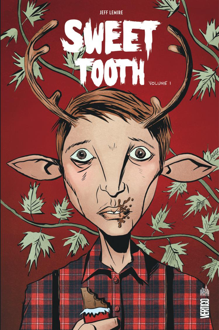 Sweet Tooth Vol.1: Out Of The Deep Woods TPB