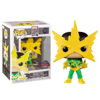 Funko POP! Marvel: Electro First Appearance (Эксклюзив Specialty Series)