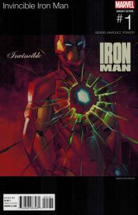 Invincible Iron-Man #1