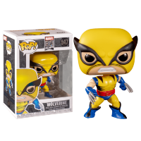 Funko POP! Marvel: Wolverine First Appearance