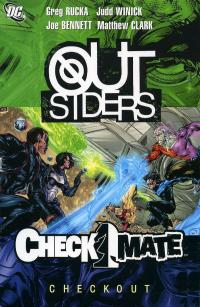 Outsiders/Checkmate: Checkout TPB
