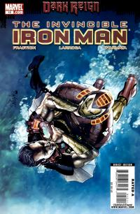 Invincible Iron-Man #12 (2008 Series)