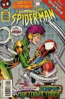 Amazing Spider-Man #406(First appearance of the new (female) Doctor Octopus)