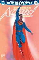 Action Comics #982 (Variant Cover B)