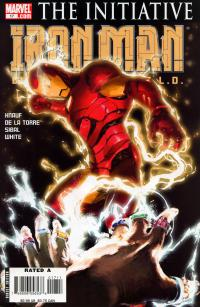 Iron-Man #17 (2005 Series)