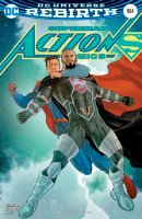 Action Comics #984 (Variant Cover B)