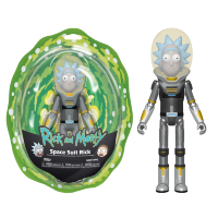 Funko POP! Rick and Morty - Space Suit Rick Action Figure