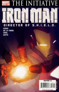 Iron-Man #18 (2005 Series)