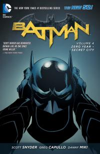 Batman: Zero Year Part 1 - Secret City HC