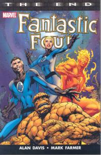 Fantastic Four The End TPB