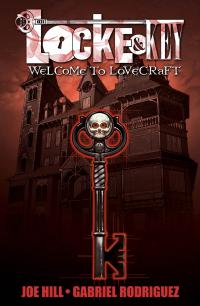 Locke & Key, Vol. 1: Welcome to Lovecraft TPB
