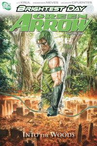 Green Arrow Vol. 1: Into the Woods (Brightest Day) HC