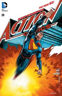 Superman Action Comics (The New 52) #28