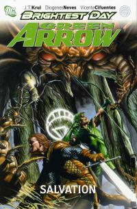 Green Arrow Vol. 2: Salvation (Brightest Day) HC