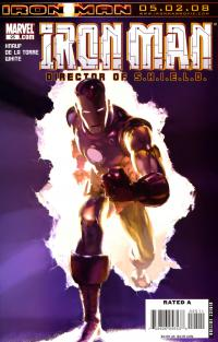 Iron-Man #25 (2005 Series)
