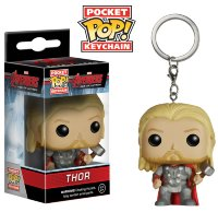 Funko Pocket Pop! Keychain: Thor - Тор