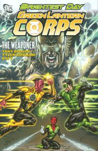 Green Lantern Corps: The Weaponer (Brightest Day) HC