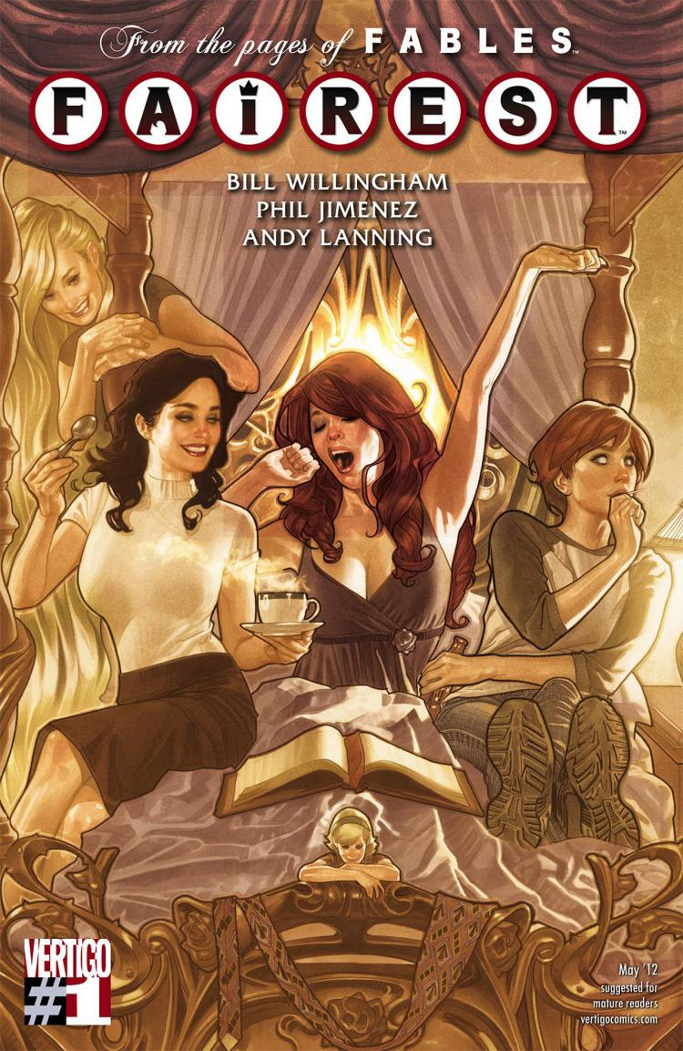 Fairest Vol.1 TPB