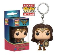 Funko Pocket Pop! Keychain: Wonder Woman - Чудо-Женщина