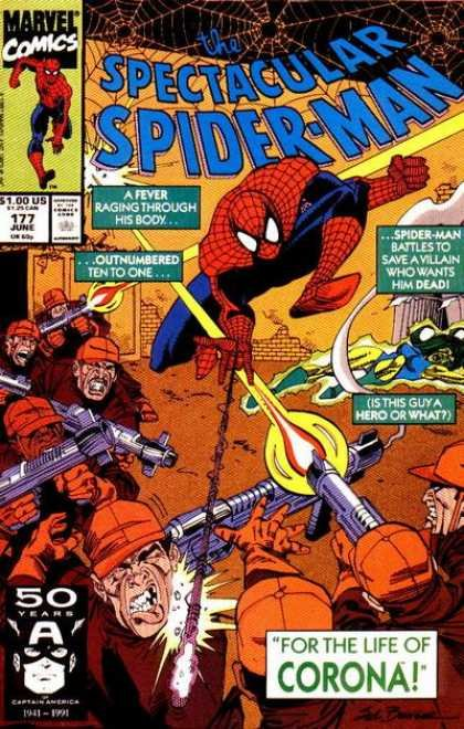 Spectacular Spider-Man #177