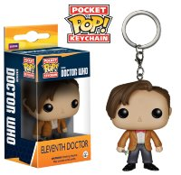 Funko Pocket Pop! Keychain: Doctor Who - Eleventh Doctor