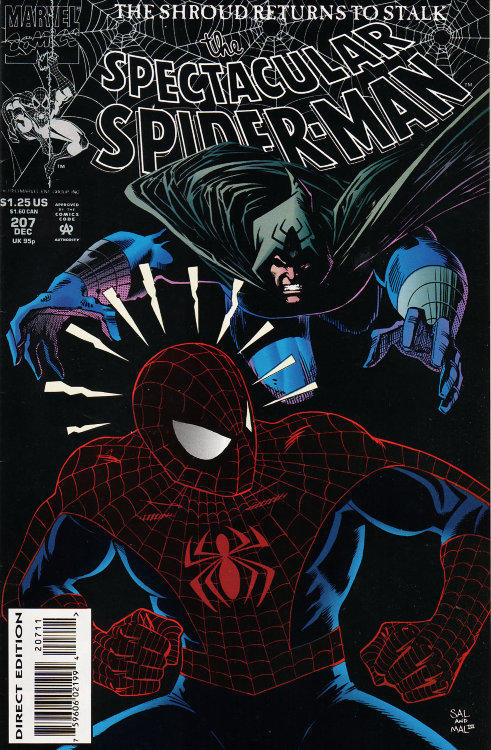 Spectacular Spider-Man #207