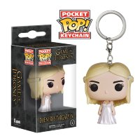 Funko Pocket Pop! Keychain: Game of Thrones - Daenerys Targaryen (Дейнерис Таргариен)