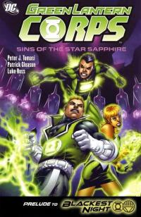 Green Lantern Corps: Sins of the Star Sapphire TPB