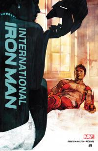 International Iron-Man #5