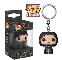 Funko Pocket Pop! Keychain: Game of Thrones - Jon Snow (Джон Сноу)