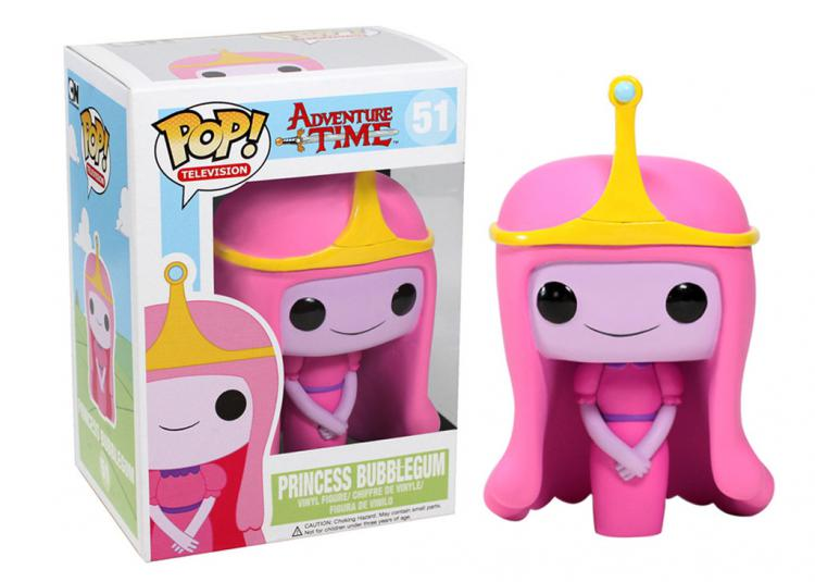 Funko POP Princess Bubblegum Adventure Time Vinyl Figure (Принцесса Бубльгум)